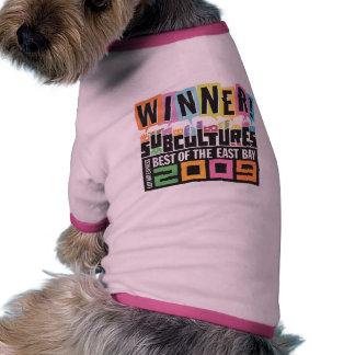 Winner Doggie Tshirt