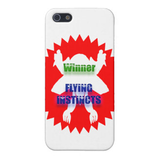 WINNER - Flying Instincts Cover For iPhone SE/5/5s
