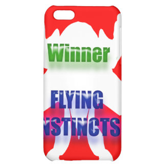 WINNER - Flying Instincts Case For iPhone 5C