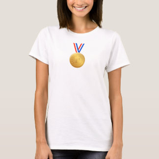 Winner - Gold Medal Novelty T-Shirt