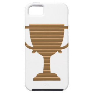 Winner Gold Trophy  TEMPLATE add TEXT GREETING iPhone SE/5/5s Case