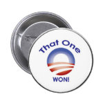 Winner Is Buttons