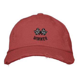 """""""WINNER"""" Men's Racing Cap"""