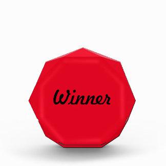 Winner Octagonal Award