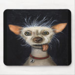 Winner of the Ugly Dog Contest 2011 Mousepads