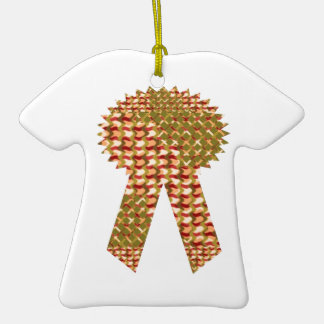 WINNER RIBBON. artistic pattern LOW PRICE STORE Christmas Ornament