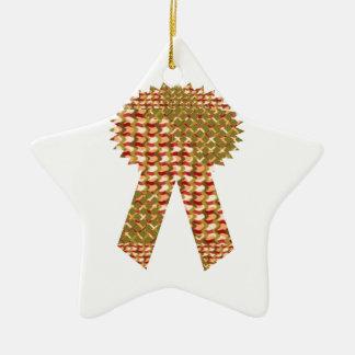 WINNER RIBBON. artistic pattern LOW PRICE STORE Ornament