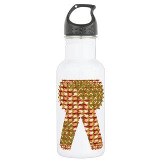 WINNER RIBBON. artistic pattern LOW PRICE STORE Water Bottle