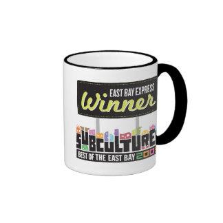 Winner Ringer Coffee Mug