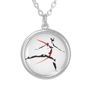 Winner Silver Plated Necklace
