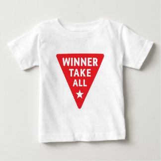 Winner Take All Baby T-Shirt