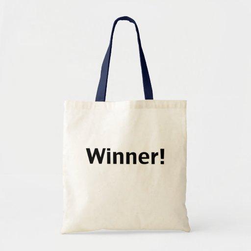 Winner! Tote Bags