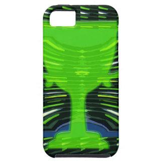 Winner Trophy Green Environmentalist iPhone 5 Covers
