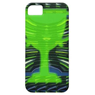 Winner Trophy Green Environmentalist iPhone 5 Case
