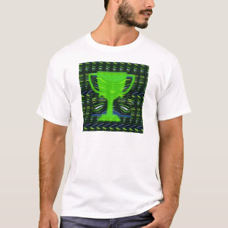 Winner Trophy Green Environmentalist T-Shirt