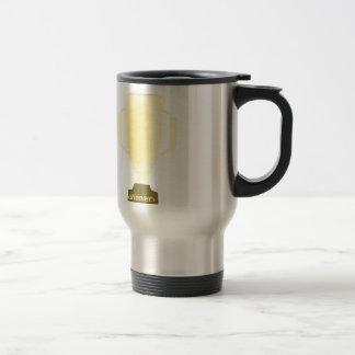 Winner Trophy Travel Mug