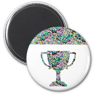 Winner Waves Winning Image Magnet