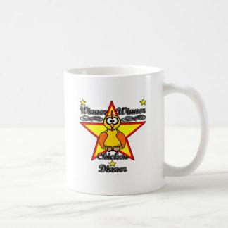 Winner Winner Chicken Dinner Coffee Mugs