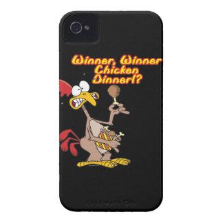 winner winner chicken dinner irony humor iPhone 4 cases