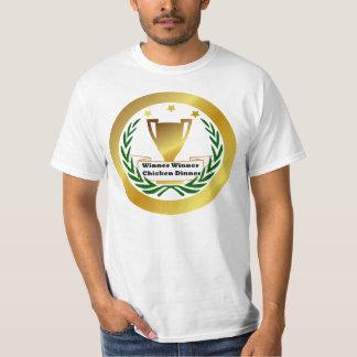 winner winner chicken dinner ,LUCK T SHIRT. T-Shirt