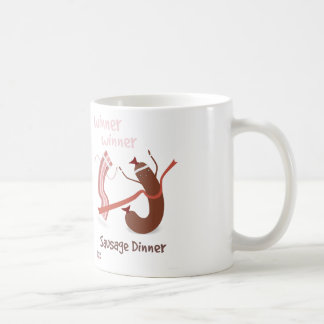 Winner Winner Sausage Dinner Mug