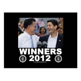 Winners 2012 postcard