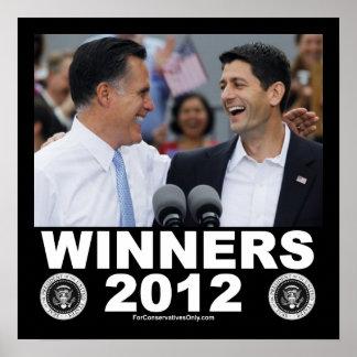 Winners - 2012 print