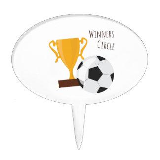 Winners Circle Cake Pick