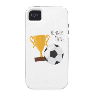 Winners Circle iPhone 4/4S Case