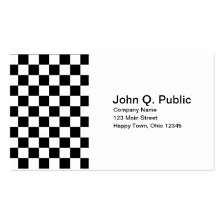 Winner's Circle Double-Sided Standard Business Cards (Pack Of 100)
