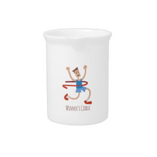 Winners Circle Beverage Pitcher