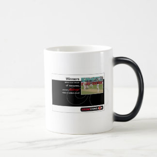 Winners Deliver Mug