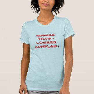 Winners Train T Shirts