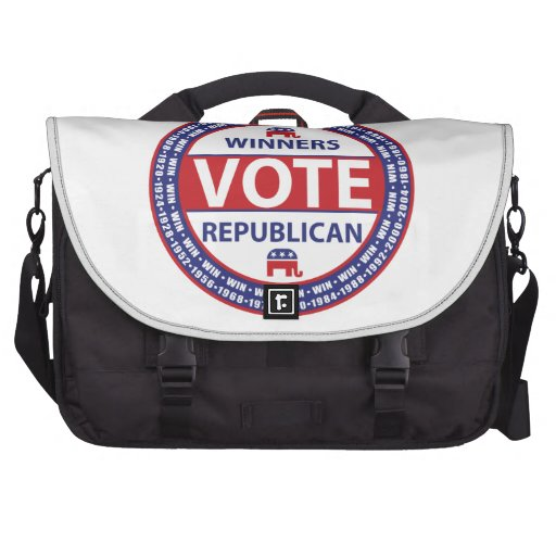 Winners Vote Republican Commuter Bag