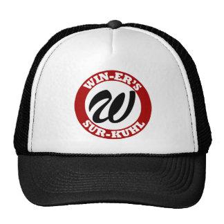WINNERZSURKLE TRUCKER HAT