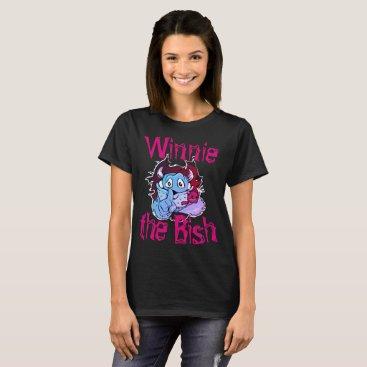 Halloween Themed Winnie T-Shirt