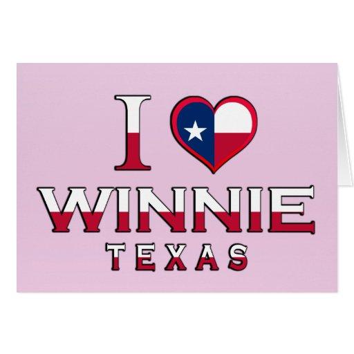 Winnie, Texas Cards