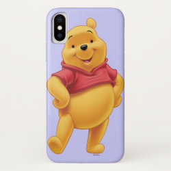 Case-Mate Barely There iPhone X Case with Disney's Winnie the Pooh Gifts design
