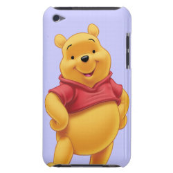 Case-Mate iPod Touch Barely There Case with Disney's Winnie the Pooh Gifts design