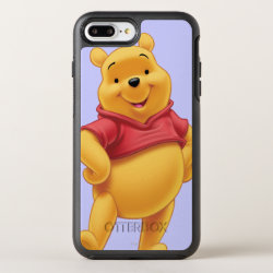 OtterBox Apple iPhone 7 Plus Symmetry Case with Disney's Winnie the Pooh Gifts design