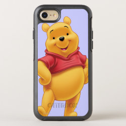 OtterBox Apple iPhone 7 Symmetry Case with Disney's Winnie the Pooh Gifts design