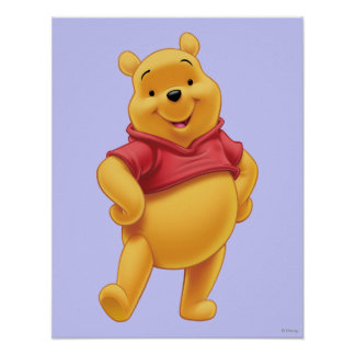 Winnie the Pooh 10 Poster
