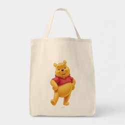 Grocery Tote with Disney's Winnie the Pooh Gifts design