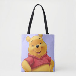 All-Over-Print Tote Bag, Medium with Disney's Winnie the Pooh Gifts design