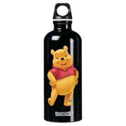 SIGG Traveller Water Bottle (0.6L) with Disney's Winnie the Pooh Gifts design