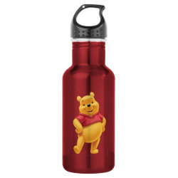 Water Bottle (24 oz) with Disney's Winnie the Pooh Gifts design