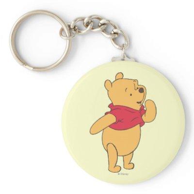 Winnie the Pooh 11 Keychain