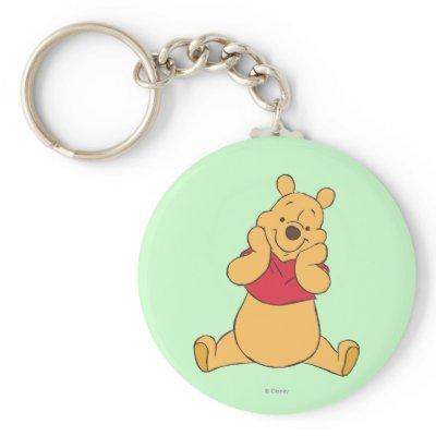 Winnie the Pooh 12 Key Chains
