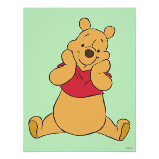 Winnie the Pooh 12 Poster