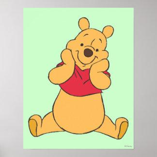 Winnie the Pooh 12 Póster